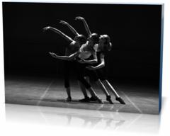 Картина в спальню Балет-ballet-1376250