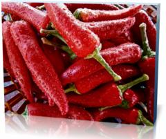 Картина еда и напитки Кайенский перец Cayenne-pepper1-523150