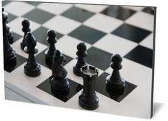 Холст ретро Шахматы Chess-250078