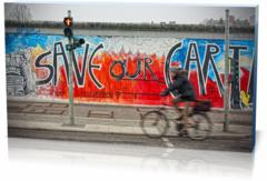 Холст этнические Граффити graffiti-50730