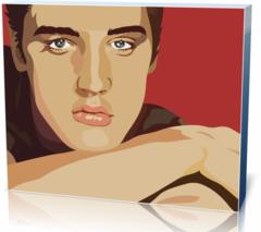 Картина личности Елвис Пресли  Elvis Presley-265141