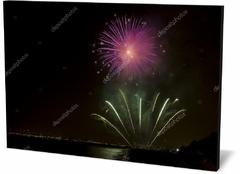 Холст праздники и события Фейерверк Fireworks-201577