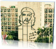 Холст личности Фидель Кастро3 Fidel Castro-195011
