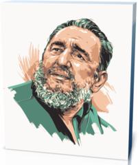 Картина личности Фидель Кастро 4  Fidel Castro-120234