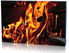 Постер этнические Огонь fire-184885