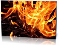 Картина этнические Огонь fire-2777580