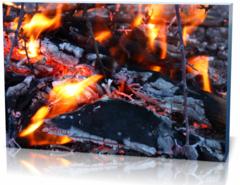 Картина этнические Огонь fire-56677