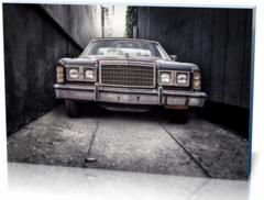 Холст в гостиную Форд-ford-498244