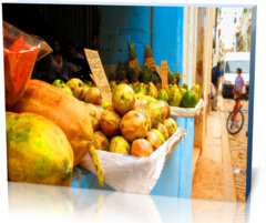 Постер еда и напитки Фрукты Fruit-325101
