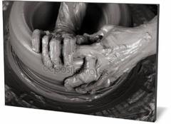 Постер промышленность Гончарное искусство Pottery-241770