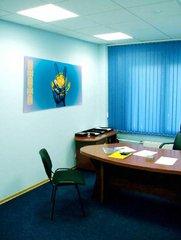 Постер с казахстанской символикой