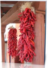 Постер этнические Красный перец Мексика new-mexico-1010508