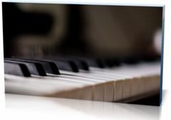 Холст личности Пианино piano-2716597