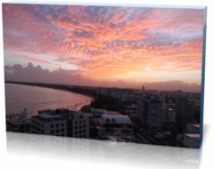 Постер природа Сан-Хуан