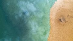 Холст в гостиную Морская вода