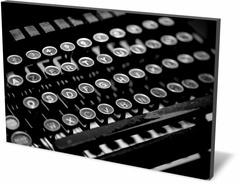 Картина ретро Печатная машинка typewriter2-271698