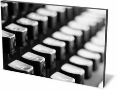 Холст ретро Печатная машинка Typewriter-284510