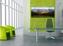 Картины оформление офиса  пейзажи.